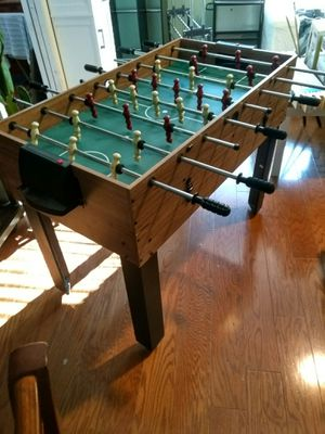 Foosball and hockey table for Sale in Silver Spring, MD