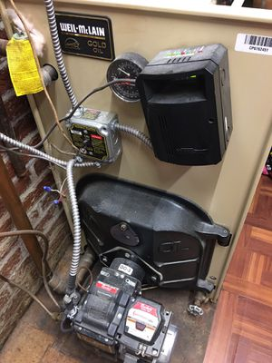 Weil McLain oil furnace for Sale in McDonald, PA