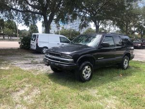 04 Chevy blazer for Sale in St. Petersburg, FL