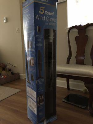 Tower Fan - 5 Speed for Sale in Darien, IL