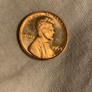 1964 Cameo Penny Very Good Condition for Sale in Lake Forest, IL