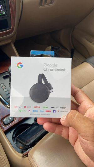Google Chromecast for Sale in Brentwood, NC