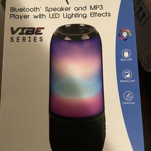 naxa bluetooth speaker for Sale in Dallas, TX