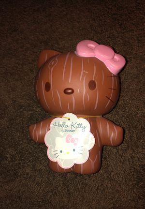 Hello kitty piggy bank for Sale in Edmonds, WA