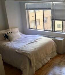 Full sized bed, mattress topper & box spring for Sale in Washington, DC
