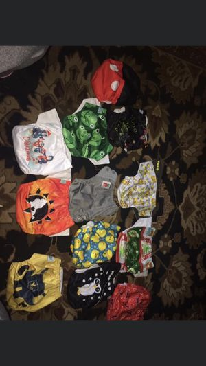 cloth diapers for Sale in Port Angeles, WA