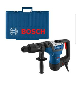 BOSCH 12-AMP MAX COMBINATION HAMMER DRILL WITH CARRYING CASE - BRAND NEW (RH540M) for Sale in Austin, TX