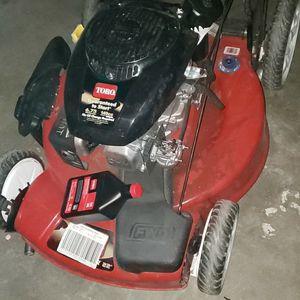 New Toro Lawn Mower Maquina De Sacate for Sale in Jurupa Valley, CA