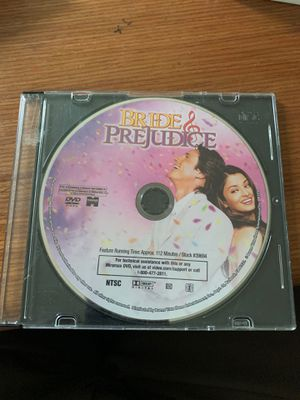 """DVD of Hindi/ Bollywood Movie """"Bride & Prejudice"""" for Sale in Germantown, MD"""