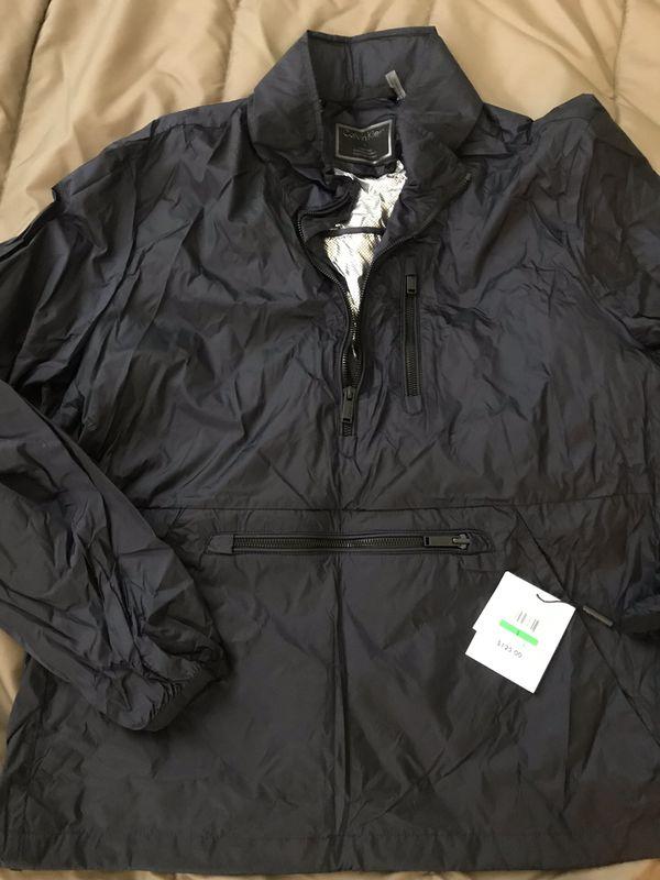 Calvin Klein water proof travel jacket
