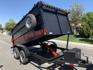 8x12x4 New Trailer 2019 For Sale ! for Sale in Fresno, CA