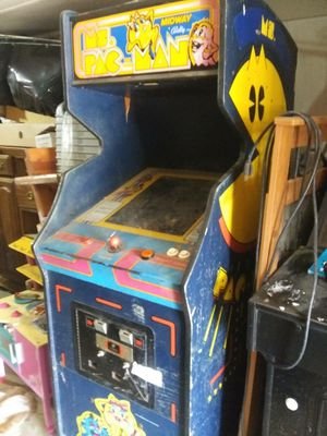 Full sized video arcade games Pacman Simpsons for Sale in Phoenix, AZ