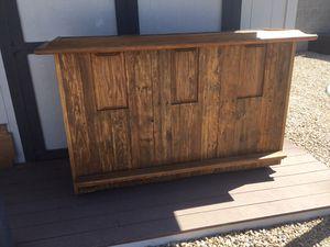 Mobile patio bar for Sale in Tempe, AZ