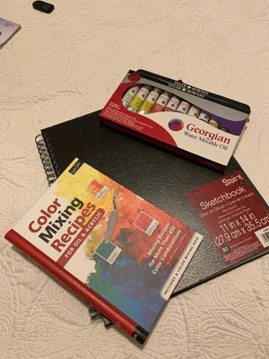 Art supplies for Sale in Culver City, CA