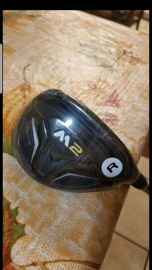 NEW! TAYLORMADE M2 GOLF CLUB 22 DEGREE #4 RESCUE/HYBRID for Sale in Grand Prairie, TX