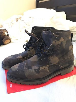 Asos Camouflage Boots (size 9) for Sale in Rockville, MD