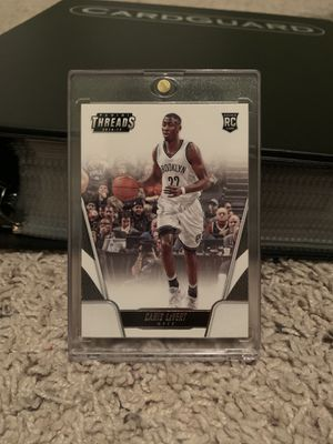 Caris Levert NBA Rookie Card (Panini Threads) for Sale in Stockton, CA