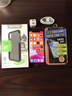 IPhone X fully unlocked brand new in plastic best offer for Sale in Mableton, GA
