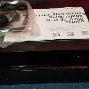 ONKYO TX-SR353 5.1 CH./NEW for Sale in Carson, CA