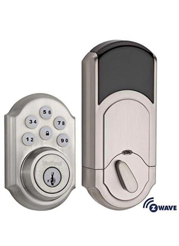 *NEW* ZWAVE Kwikset 910 SmartCode Electronic Deadbolt - *Nickel / Gold / Bronze colors available*