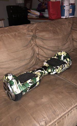 CAMO Hoverboard for Sale in Sudbury, MA