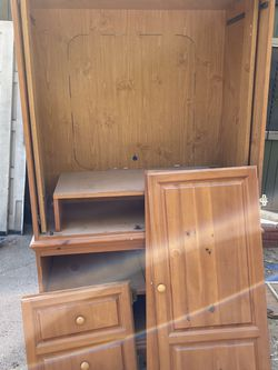 Solid Armoire for Sale in Los Angeles,  CA