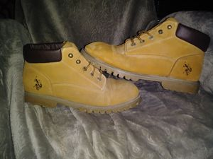 Polo boots 10.5 for Sale in Tampa, FL