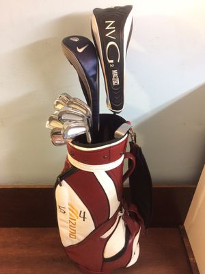 Golf Club Set- Mizuno / Nike / MacGregor for Sale in Tustin, CA