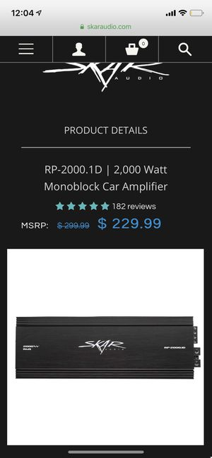 Amp for Sale in Avon Park, FL