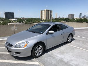 2007 Honda Accord Coupe for Sale in Rockville, MD