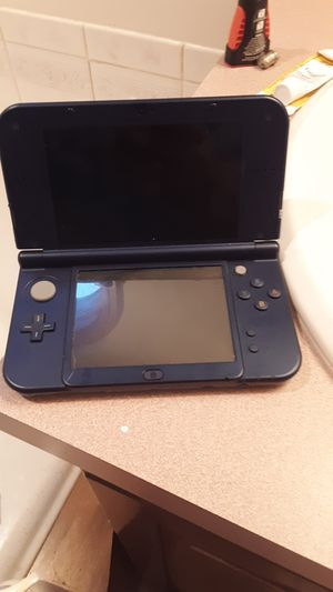 Nintendo 3DS XL in galaxy finish for Sale in Massillon, OH