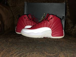 "JORDAN 12 ""GYM RED"" for Sale in Denver, CO"