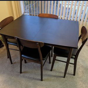 Mid century modern dining table for Sale in Seattle, WA