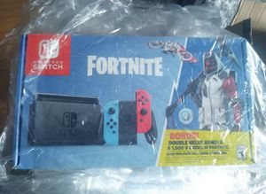 Nintendo switch fortnite bundle (Brand new) for Sale in Los Angeles, CA