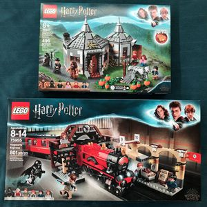 Lego Harry Potter (set of 2) for Sale in Horseheads, NY