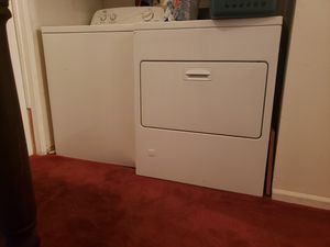 washer and dryer, in very good condition for Sale in Lakewood Township, NJ