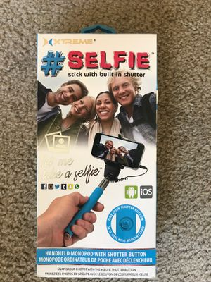 Selfie stick for Sale in Port St. Lucie, FL