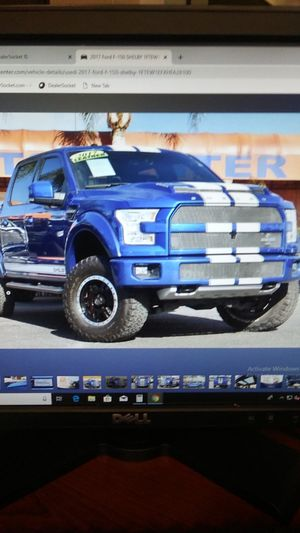 2017 Ford F150 Shelby!!! for Sale in Fontana, CA