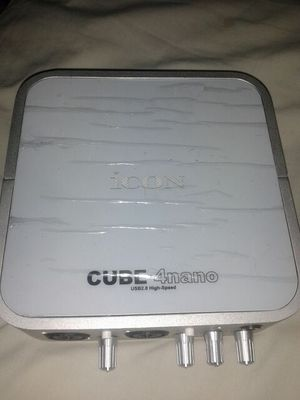 ICON CUBE- INTERFACE for Sale in Boston, MA