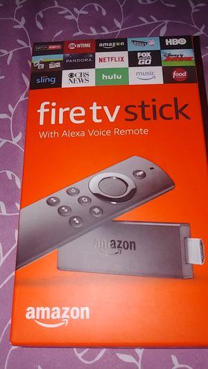 Firetv Stick for Sale in Phoenix, AZ