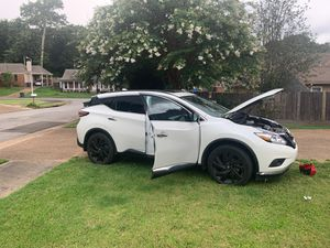 2017 Nissan Murano (PARTS ONLY)!!!!! for Sale in Memphis, TN