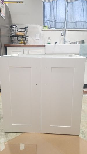 Ikea Sektion kitchen base cabinet with doors for Sale in Ontario, CA