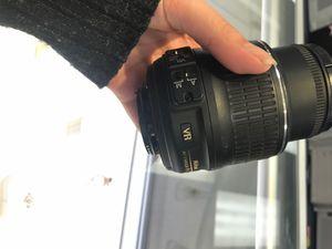 Nikon lense for Sale in Chicago, IL