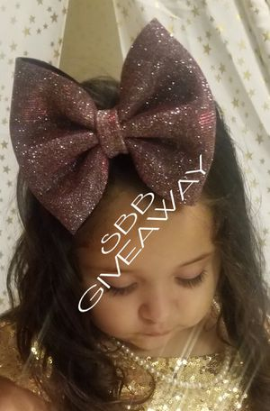 Puff bow GIVEAWAY for Sale in San Antonio, TX