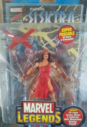 Marvel Legends Electra for Sale in San Antonio, TX