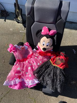 Girls dresses from Disneyland for Sale in Tacoma, WA