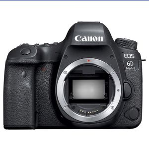 Canon EOS 6D Mark ii DSLR Body for Sale in Durham, NC