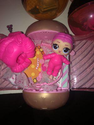 Lol surprise doll(confetti edition) for Sale in Rancho Cucamonga, CA