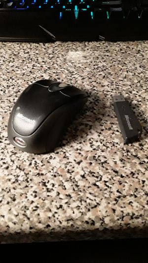 Microsoft mouse wireless for Sale in Mountville, PA