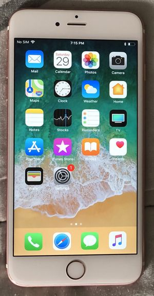 iPhone 6s Plus 64gb RoseGold - Sprint/Boost for Sale in New York, NY